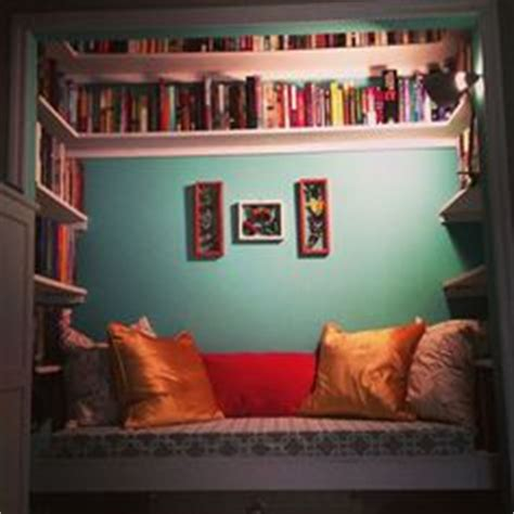 the big bed books 1000 images about closet book nooks on book