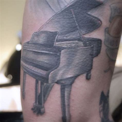grand piano tattoo designs piano tattoos and designs page 12