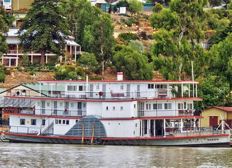 mannum house boats things to see and do in mannum adelaide