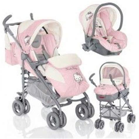 Cool Baby Sanrio hello stroller car seat set diy stuff that looks cool car