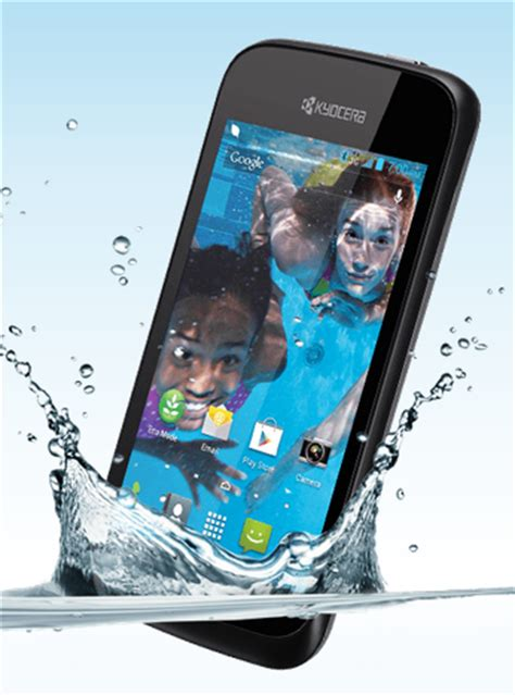 Cell Phone Giveaway 2014 - kyocera hydro edge waterproof cell phone review giveaway mommies with cents