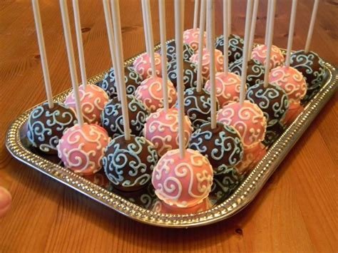 DIY Cake Pops   Birthday cakes, Decorating ideas and Cake