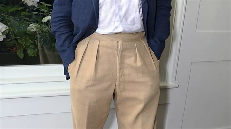 Pleated Pant by The Most Important Thing To Remember When Wearing Pleated