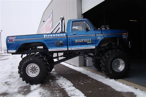 bigfoot truck museum imtm welcomes the original truck bigfoot 1