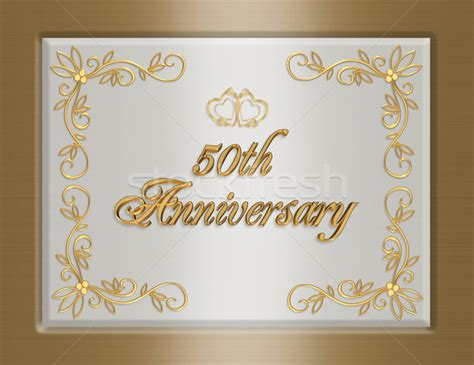 templates for golden wedding invitations wedding invitation wording golden wedding anniversary