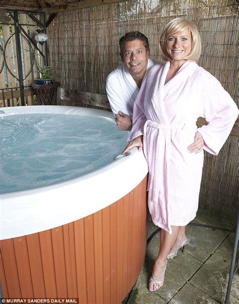 hot tub swinging would you splash out on a hot tub daily mail online