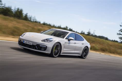 porsche spyder 2018 2018 porsche panamera turbo s e hybrid first drive review