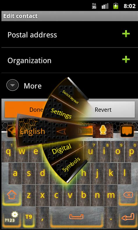 go keyboard themes free download for android phone go keyboard industrial theme free android app android