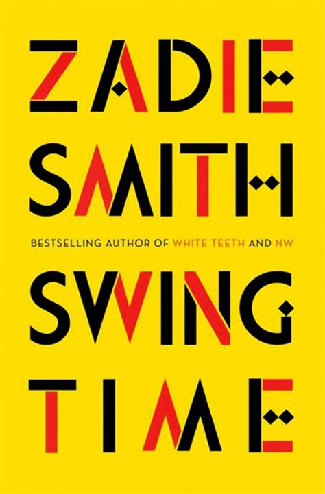 book review swing time by zadie smith amreading - Zadie Smith Swing Time