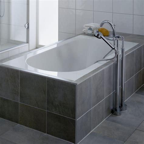 baignoire oberon villeroy et boch villeroy et boch oberon baignoire 180x80cm quaryl avec pieds blanc ubq180obe2v01