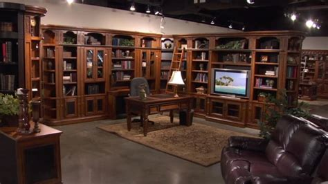 home office library home office furniture on vimeo