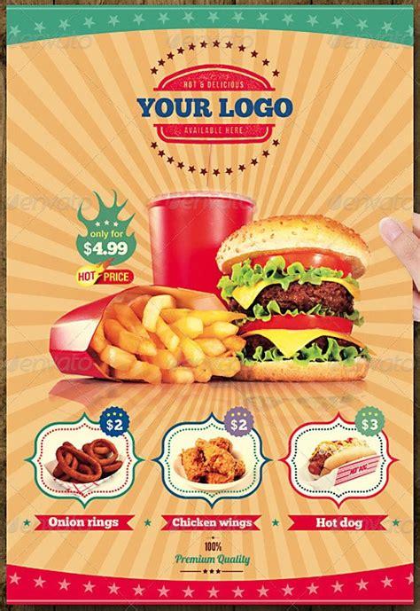 desain brosur food contoh brosur jual makanan downlllll