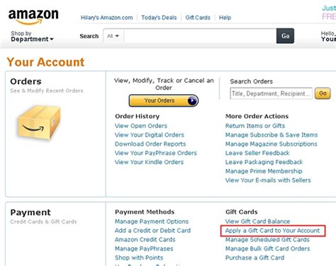 Amazon Gift Card Apply - amazon gift card balance look up numbers