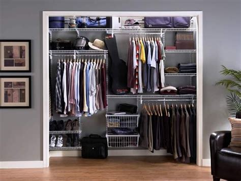 Rubbermaid Closet Storage Systems by Rubbermaid Closet Organizer Storage Ideas Drop C