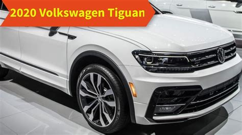 2020 Vw Tiguan by 2020 Volkswagen Tiguan Redesign Specs Price