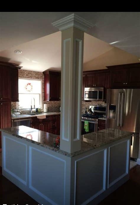 image result  kitchen island  seating   sides