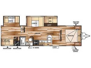 wildwood travel trailer floor plans new 2016 forest river wildwood 29qbds for sale wi6324