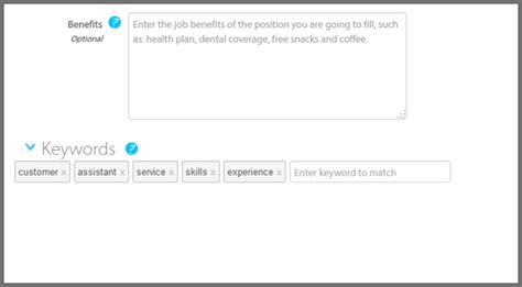 new feature find employees with the skills you need faster with our new resume keyword tool
