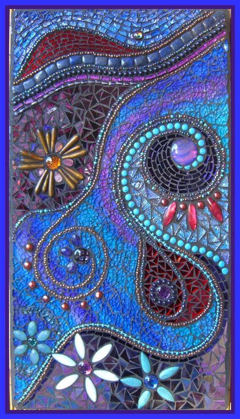 Moderne Mosaik Vorlagen 140 besten spiegel mosaik bilder auf mosaik
