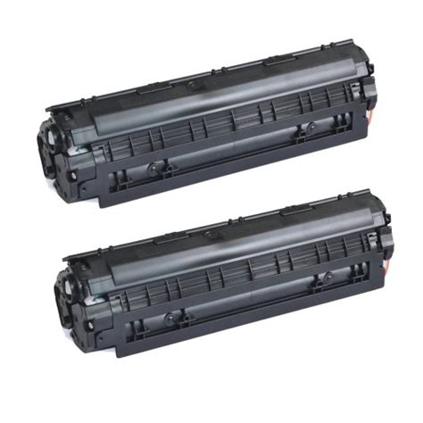 Toner Laserjet 85a compatible ce285a 85a black toner cartridge replacement