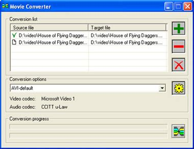 audio format konvertieren movie converter