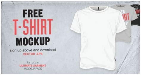 14 vector t shirt mockup images t shirt vector mock up