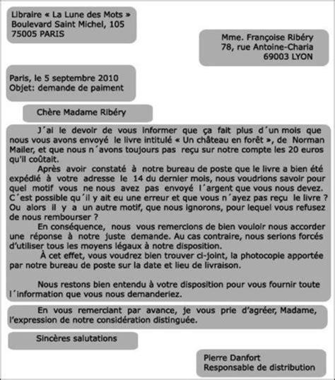 Présentation D Une Lettre Officielle En Allemand 3 3 201 Crire Une Lettre Formelle Fran C