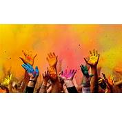 Holi Washington DCUSA Spring Festival Of Colors Wallpaper