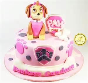 shezzles dessert jar paw patrol birthday cake