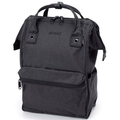 Tas Anello Review anello tas ransel kanvas frosted large black jakartanotebook