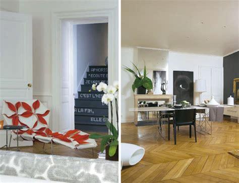 Classic Cornice Appartamento Tra Il Moderno E Il Classico A Lione Ideare