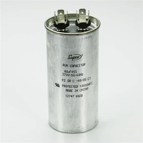 capacitor mfd formula ac compressor capacitor replacement 28 images rheem hvac condenser run capacitor replacement
