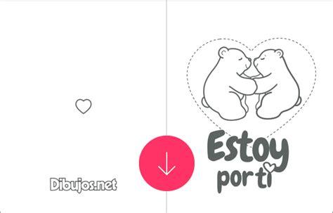 amor koala tarjeta para imprimir tarjetas para imprimir gratis 5 tarjetas de san valent 237 n para imprimir y colorear