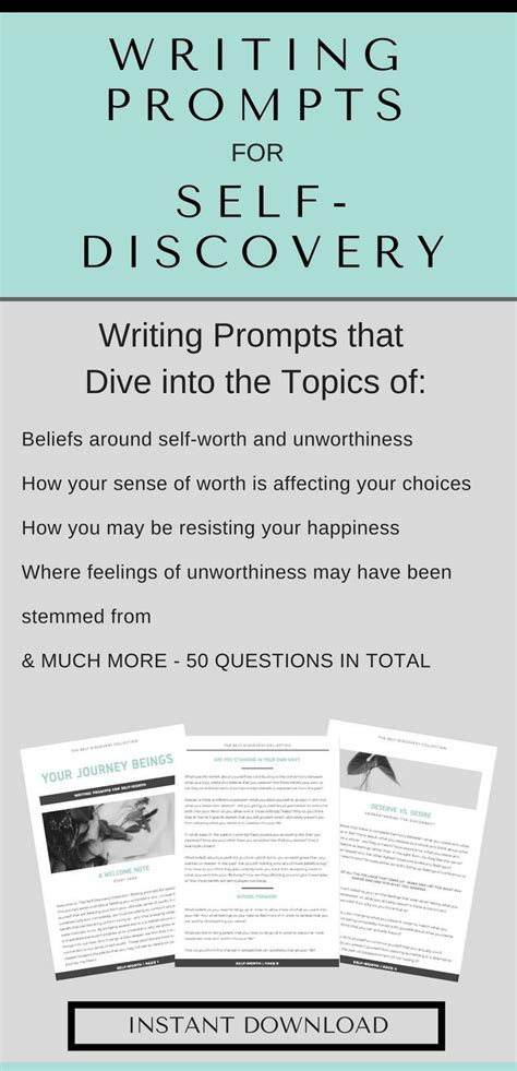 Self Discovery Essay by Best 25 Journal Prompts For Adults Ideas On Journal Prompts For Writing