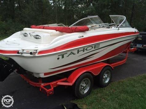 tahoe boats mn 2007 tahoe 20 power boat for sale in breezy point mn