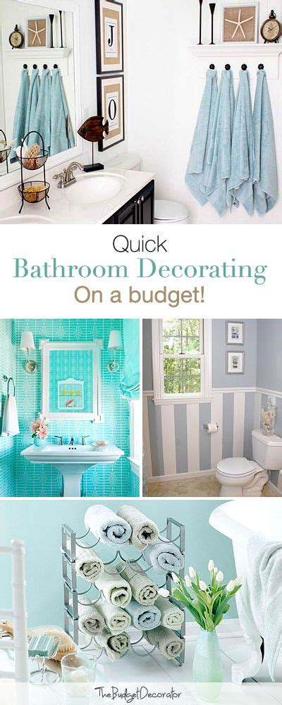 best diy crafts ideas bathroom d 233 cor bathroom