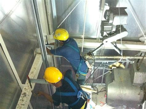 Elevator Installer by Elevator Installation Maintenance Services In Singapore China