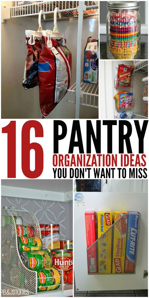 pantry organizer ideas 16 pantry organization ideas that your kitchen will love