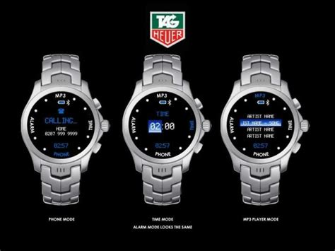 tag android tag heuer connected android wear gets its luxury tag impressions gearopen