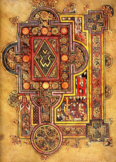 pictures of the book of kells roads once traveled the book of kells