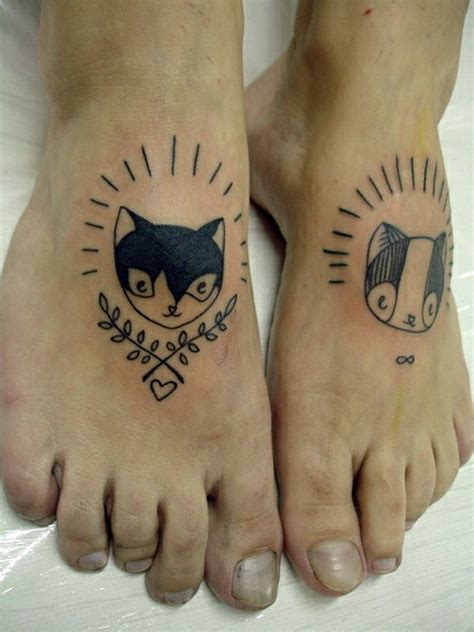 cat foot tattoo designs 90 foot ideas stay stylish in vogue interior