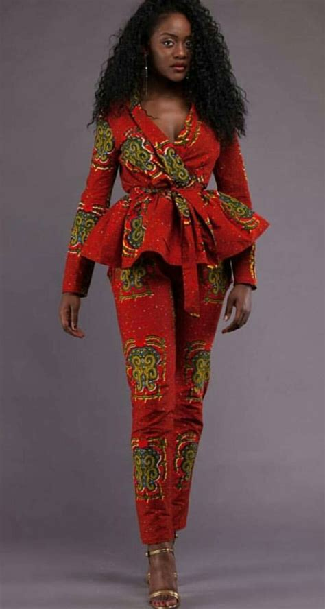 pictures of jumpsuit ankara jumpsuit ankara styles for ladies african fashion ankara