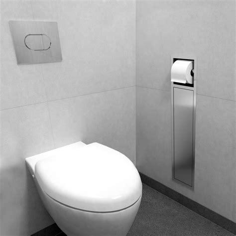Toilet Paper Holder by Easy Drain Encastrement Wc Porte Papier Toilette