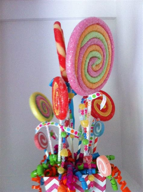 candyland centerpieces 17 best images about candyland centerpieces on lollipop centerpiece bat mitzvah and