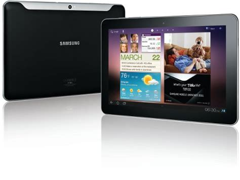 Baterai Samsung Galaxy Tab P7500 samsung galaxy tab 10 1 inch gt p7500 gt p7510 reviews pros and cons ratings techspot