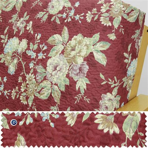 Floral Futon Covers by Quilted Floral Skirted Futon Cover