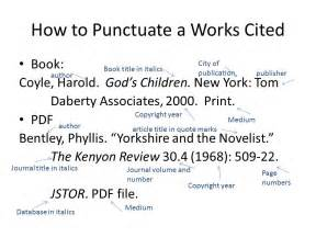 Online citation makers