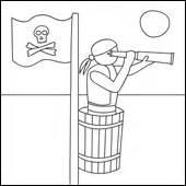 capitanes de barcos para colorear juegos de pintar piratas top colorear piratas dibujos de