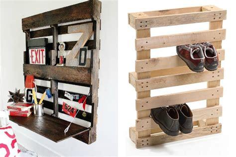 riciclo pedane in legno tutte le idee per riciclare i pallet in modo originale foto