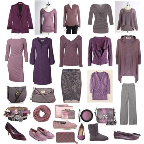 mauve summer and jersey dresses on